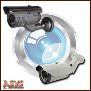 Cameras IR Varifocal 2.8-12mm