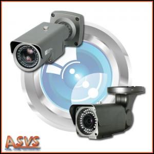 Cameras IR Varifocal 5-50mm
