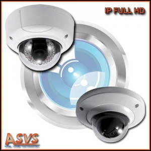 Domes IP Varifocal 2.8-12mm FULL HD 1080P
