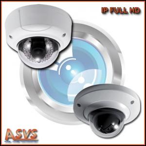 Domes IP Varifocal 2.8-12mm FULL HD 1080P